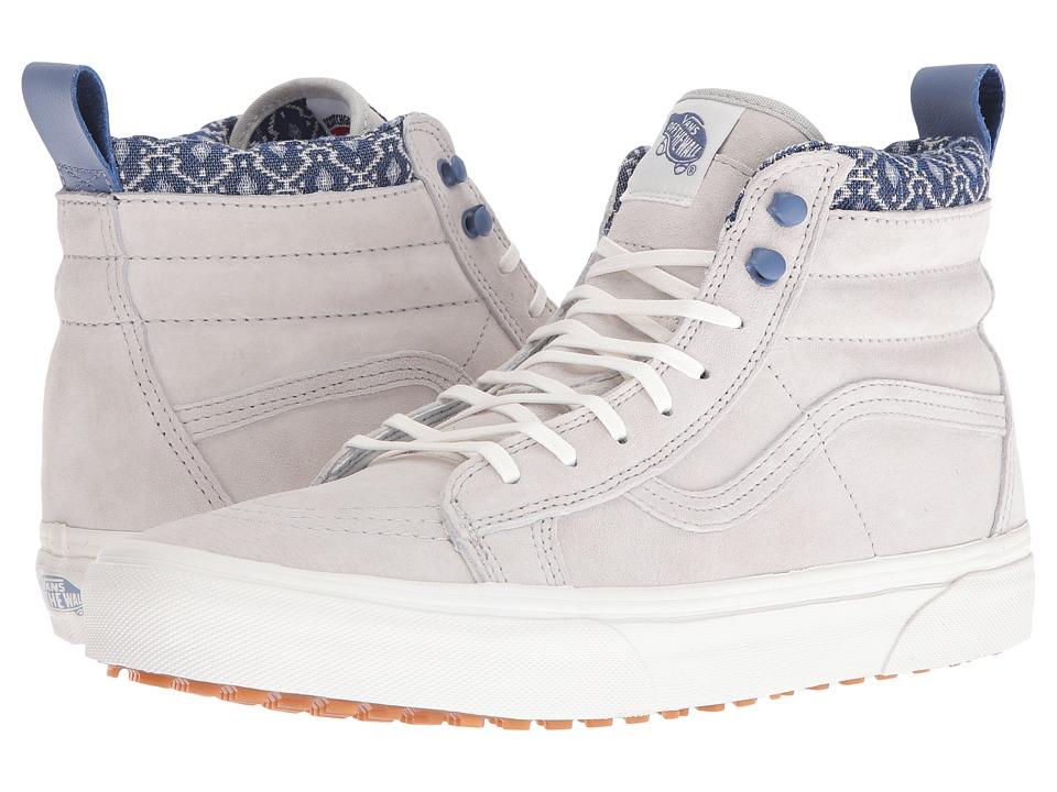 Vans - SK8-Hi MTE ((MTE) Gray Violet/Blanc De Blanc) Skate Shoes