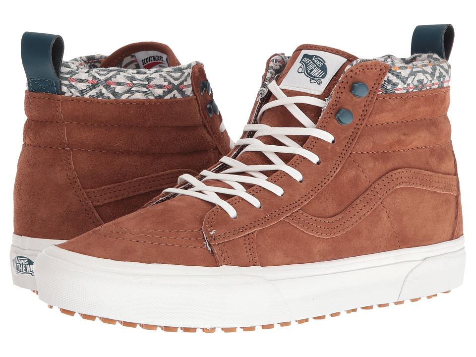 Vans - SK8-Hi MTE ((MTE) Monk's Robe/Blanc De Blanc) Skate Shoes