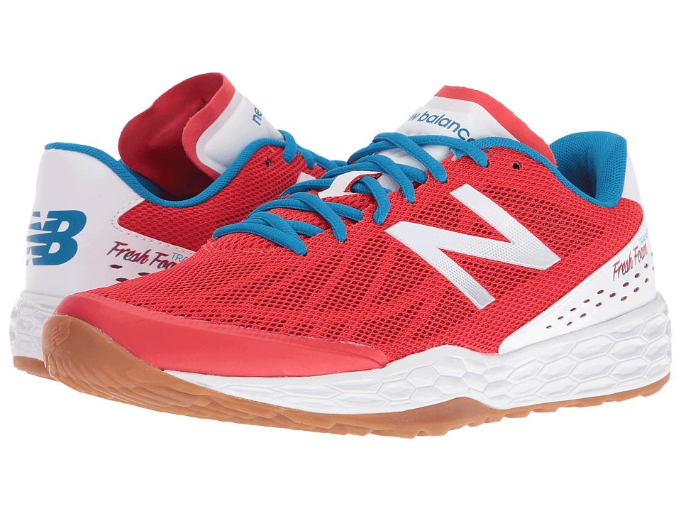 New Balance - MX80v3 (Red/White) Men's Shoes