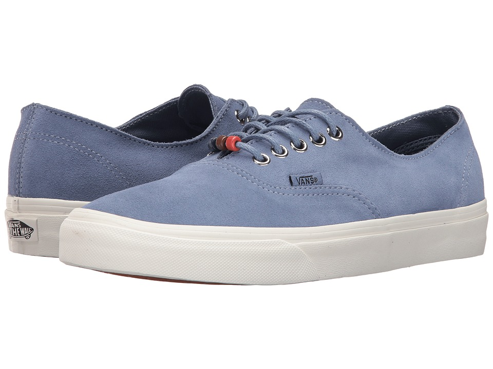 Vans - Authentic Decon ((Suede) Infinity/Blanc De Blanc) Skate Shoes