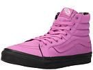 SK8-Hi Slim ((Pop Dots) Black/Purple Orchid) Skate Shoes