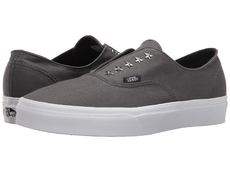 Vans - Authentictm Gore ((90s Star Stud) Frost Gray) Skate Shoes