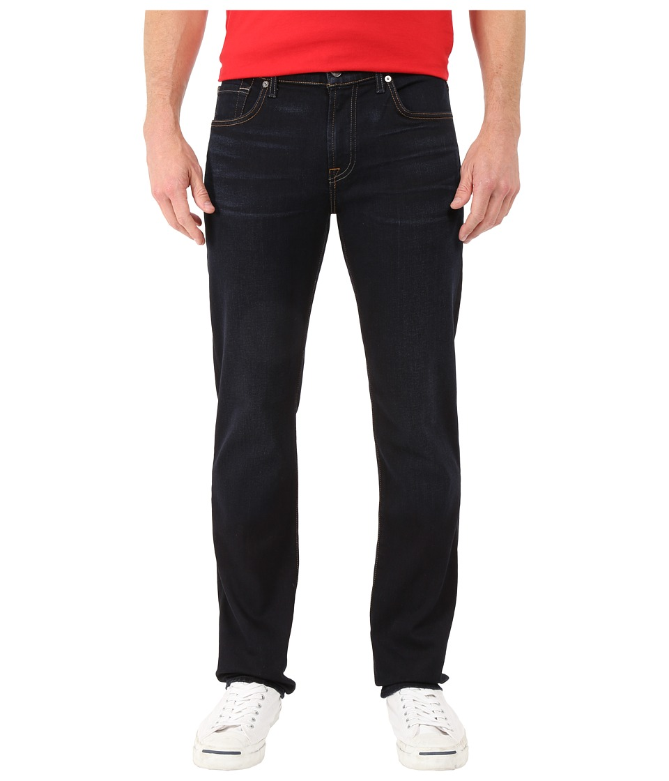 7 For All Mankind - Standard Straight Leg w/ Clean Pocket in Undiscovered (Undiscovered) Men's Jeans