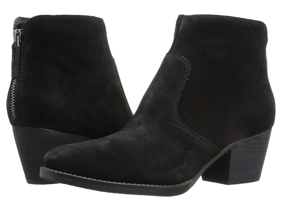Nine West Bolt (Black Suede) Women