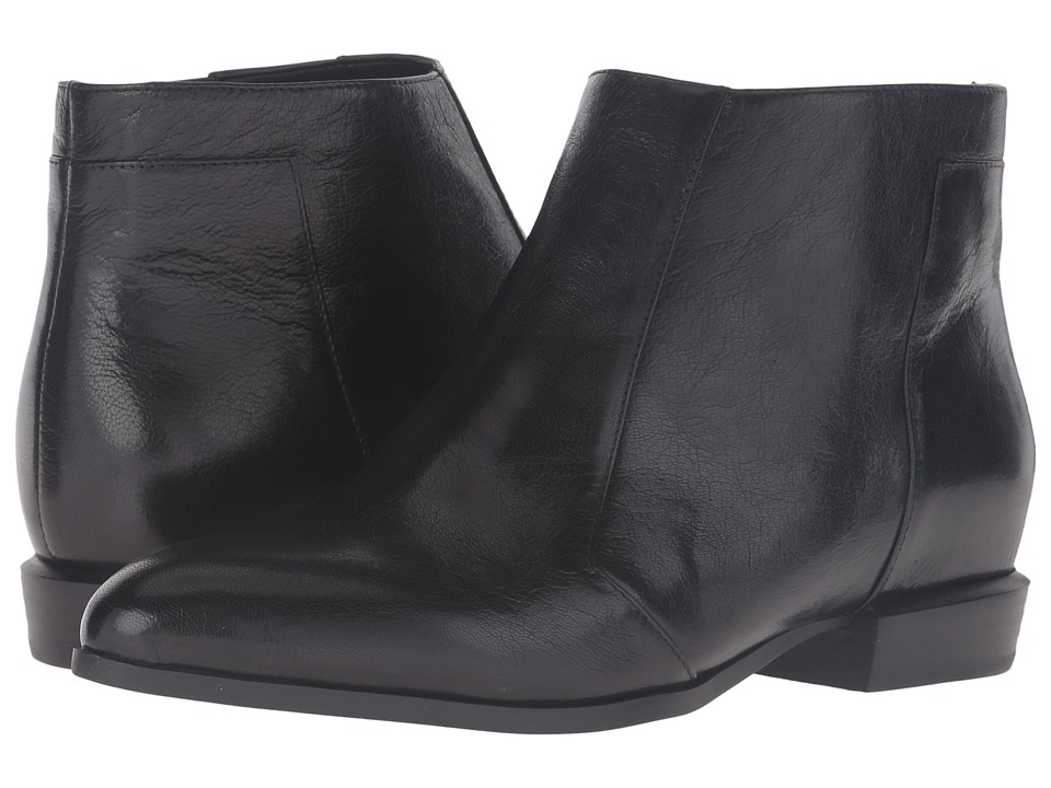 Nine West - Doplar (Black Leather) Women's Shoes