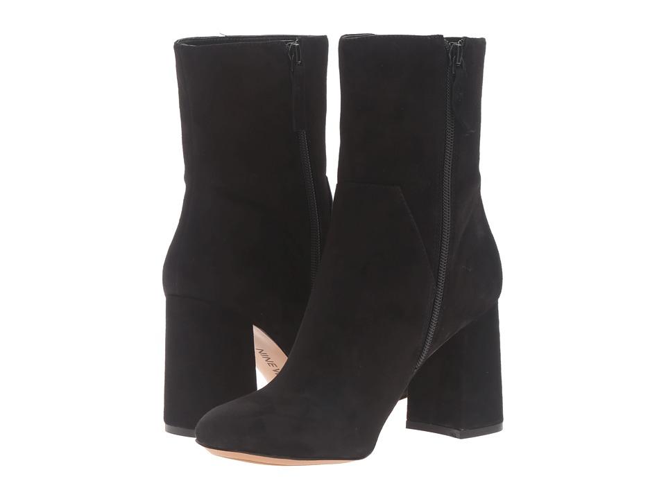 Nine West - Dollface (Black Suede) Women's Shoes
