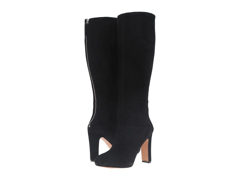 Nine West - Go Fish (Black Suede) Women