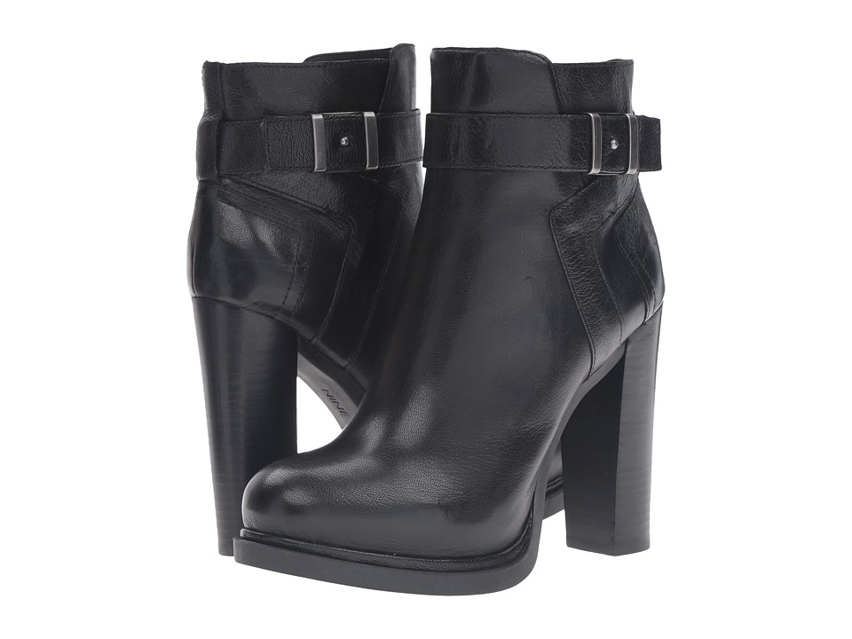 Nine West - Sherbert (Black Leather) Women