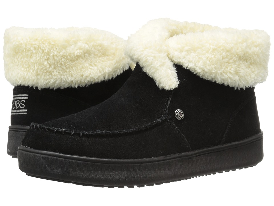 BOBS from SKECHERS Cozy High Mittens (Black) Women