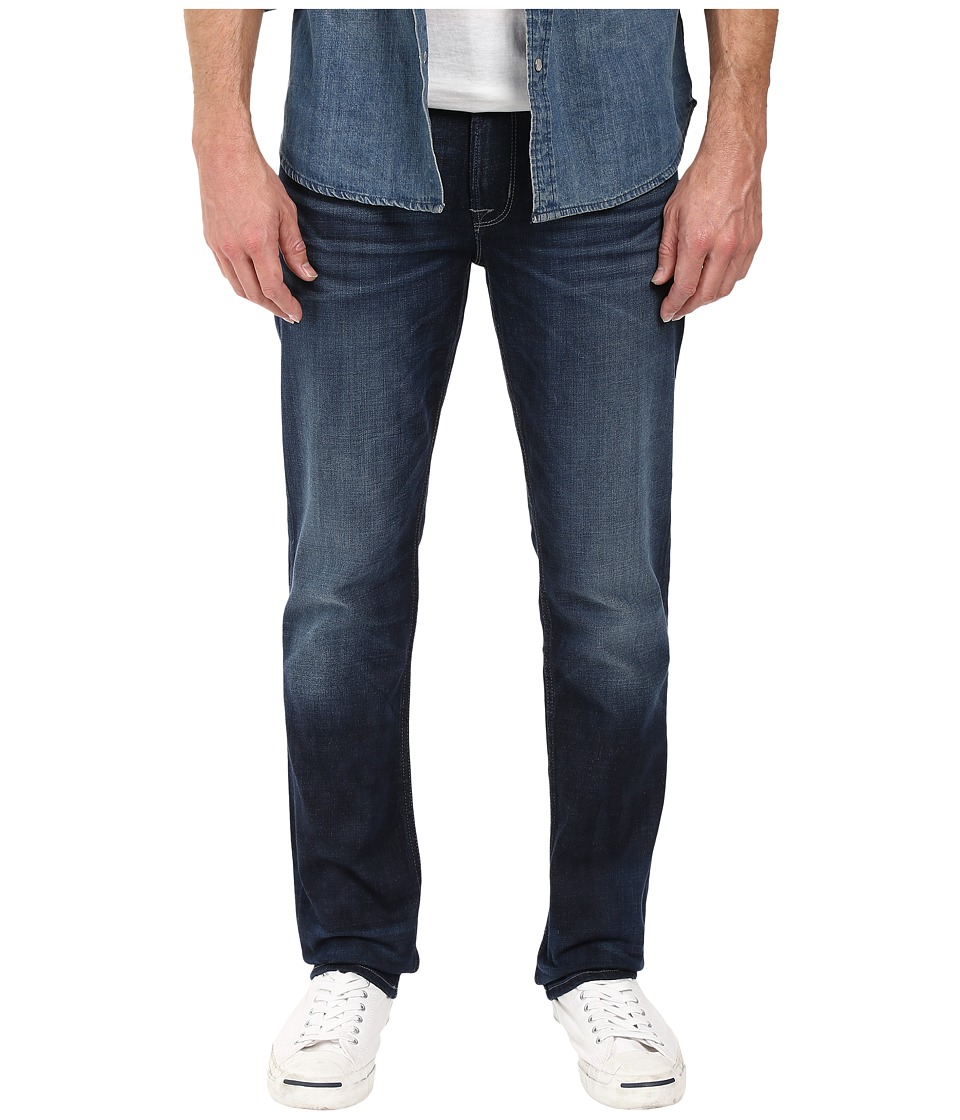 Hudson - Blake Slim Straight in Bleak (Bleak) Men's Jeans