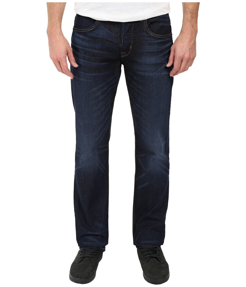 Hudson - Byron Straight in Barracks (Barracks) Men's Jeans