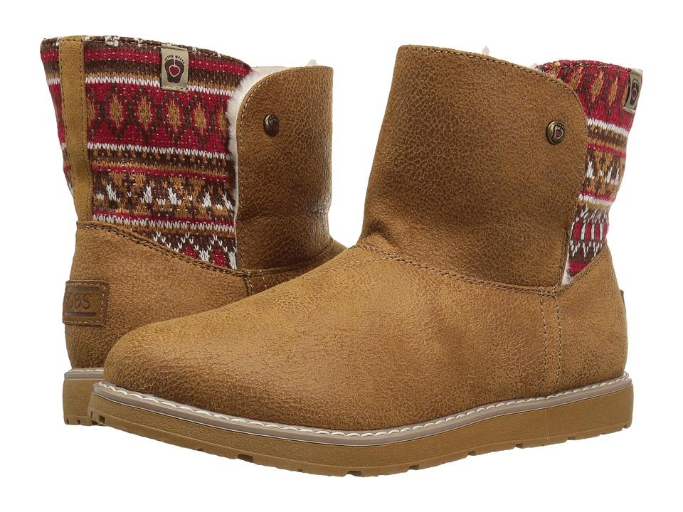 BOBS from SKECHERS - Bobs Alpine - Snowday (Chestnut) Women's Boots