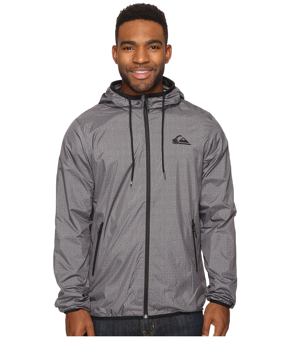 Quiksilver - Everyday Jacket (Dark Grey Heather) Men's Coat