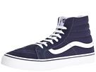 SK8-Hi Slim (Eclipse/True White) Skate Shoes