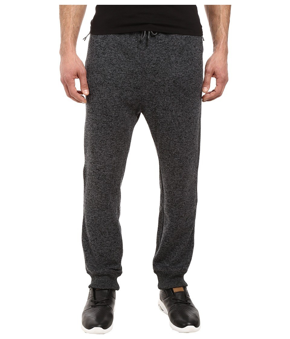 Quiksilver - Keller Polar Fleece Pants (Tarmac) Men's Casual Pants