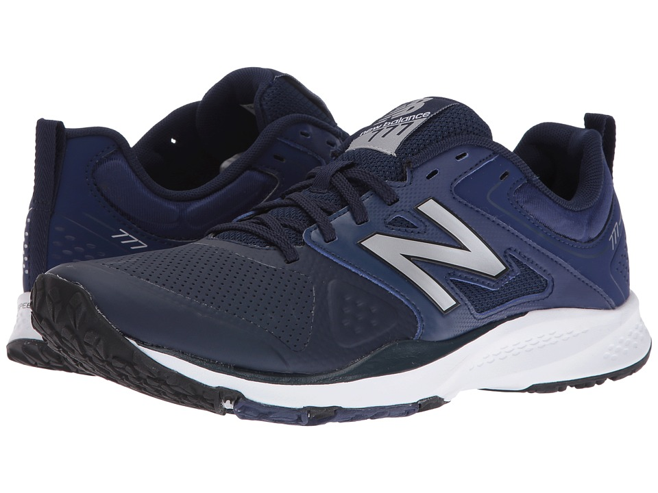 New Balance - MX777v2 (Blue/Blue) Men's Shoes