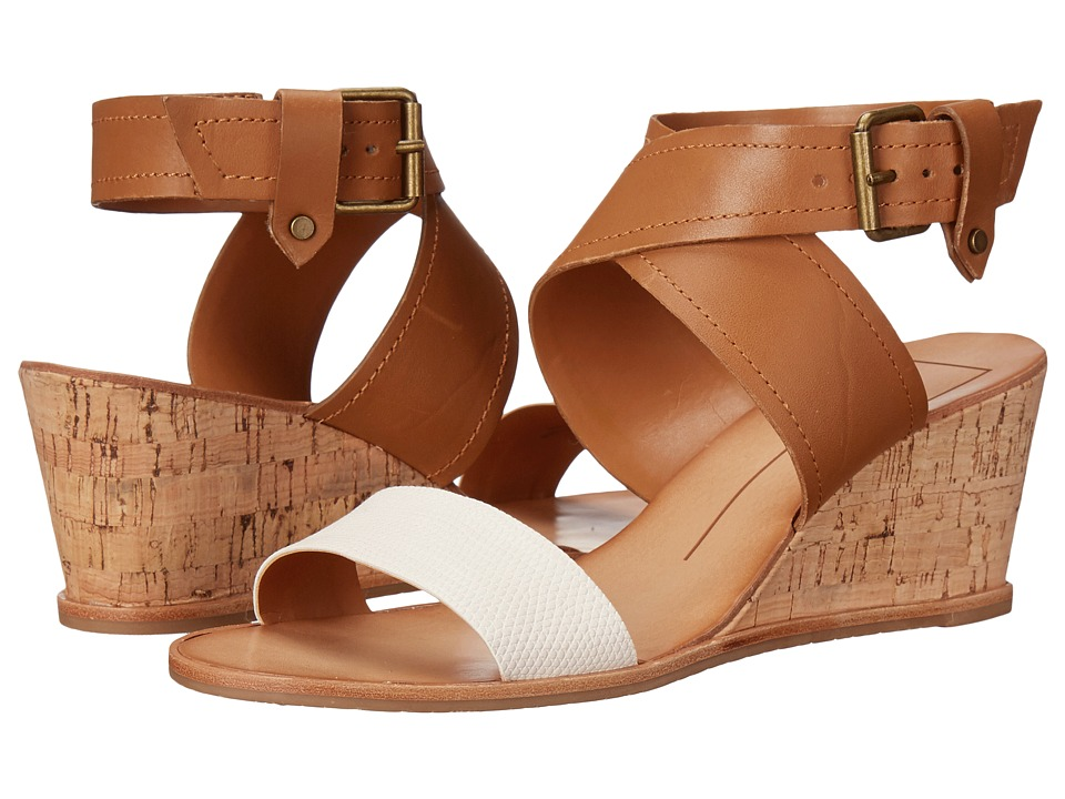 Dolce Vita - Lannah (White Multi Lizard Stella) Women's Sandals