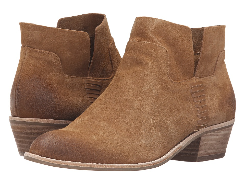 Dolce Vita - Chloe (Camel Suede) Women's Shoes