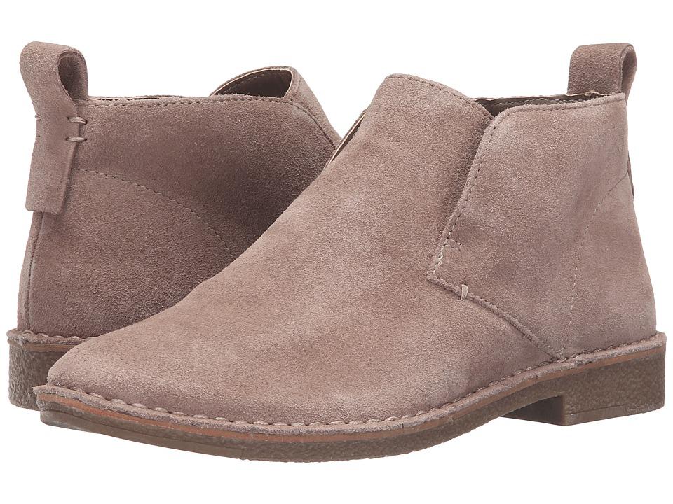 Dolce Vita - Felice (Almond Suede) Women's Sandals