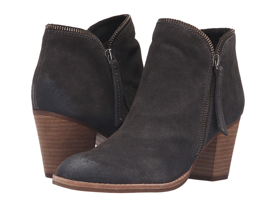 Dolce Vita - Joel (Anthracite Suede) Women's Shoes