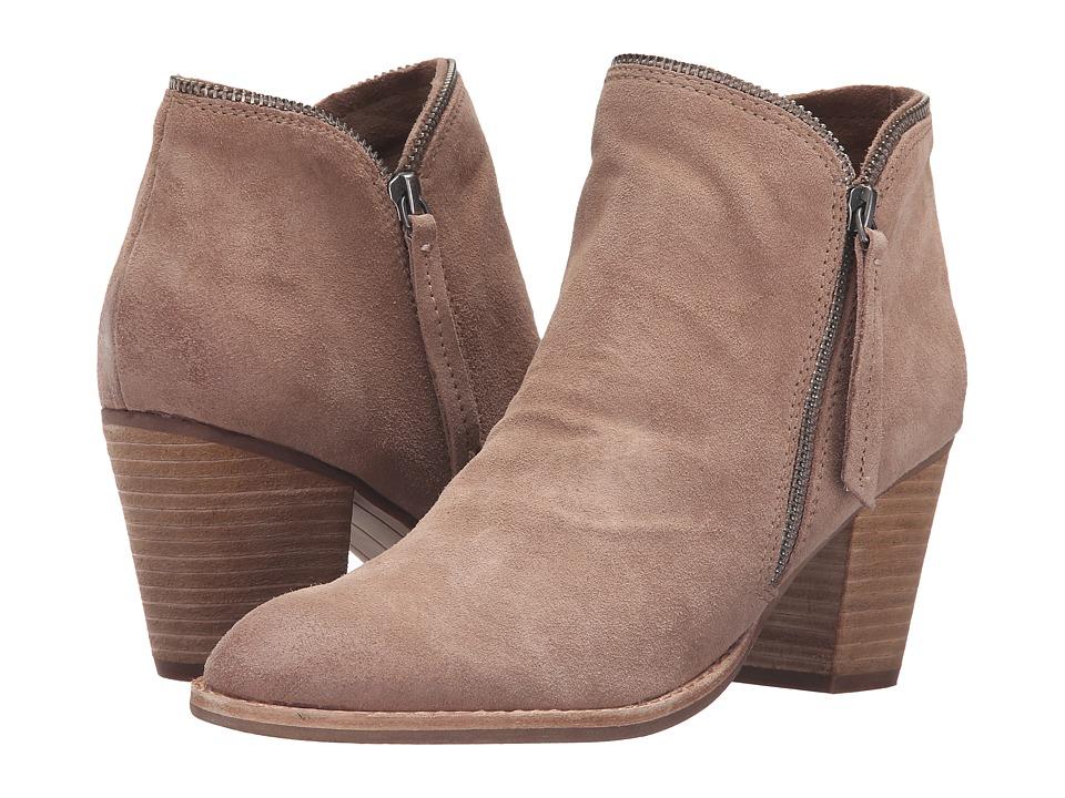 Dolce Vita - Joel (Almond Suede) Women's Shoes