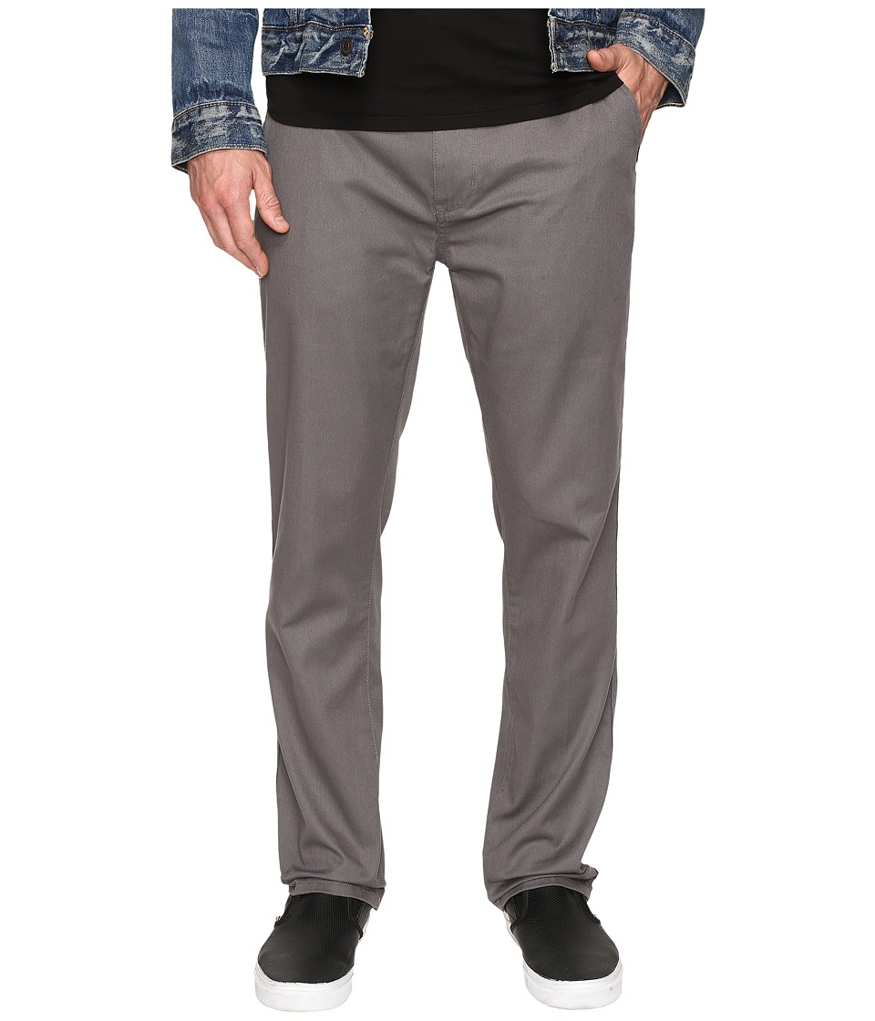 Quiksilver - Everyday Union Stretch Chino (Castlerock) Men's Casual Pants