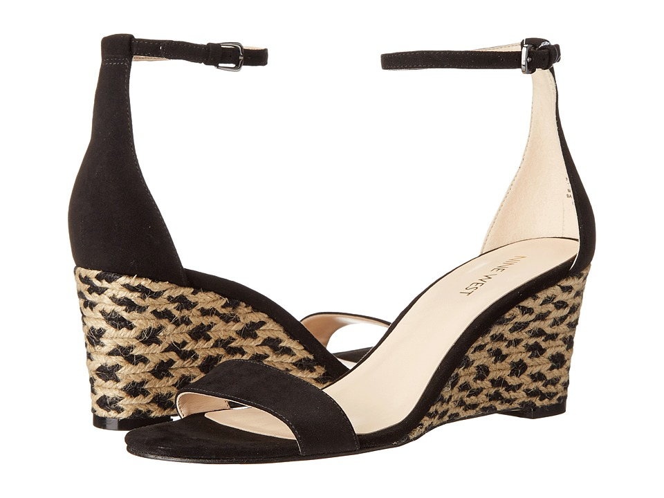 Nine West - Nice To See You (Black) Women's Shoes