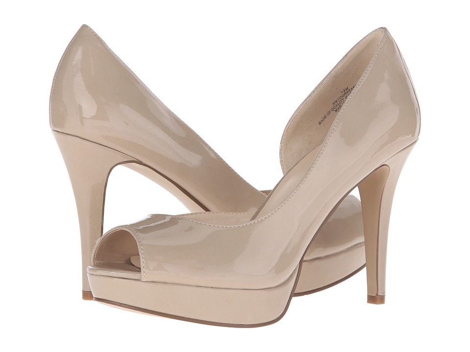 Nine West - Constance (Taupe Synthetic) Women's Shoes
