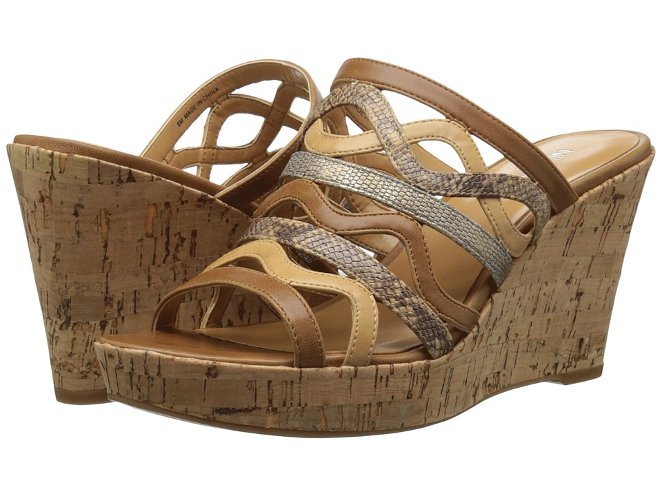 Nine West - Entice (Light Natural Multi) Women