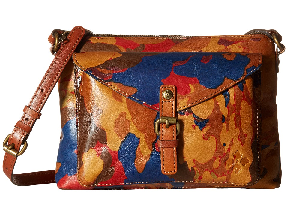 Patricia Nash - Avellino Top Zip (Parisian Camo) Bags