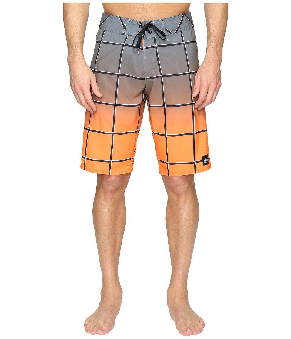 Quiksilver - Electric Space 21 Boardshorts (Stormy Weather) Men's Swimwear