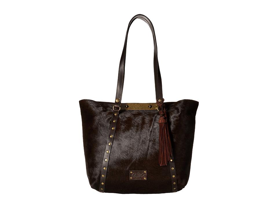 Patricia Nash - Benvenuto Tote (Chocolate) Tote Handbags