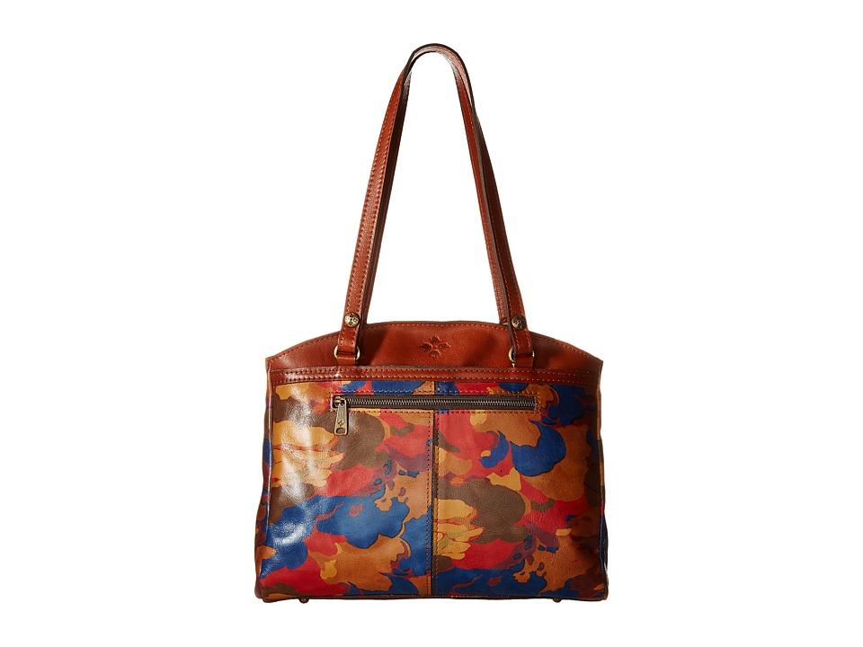 Patricia Nash - Poppy Tote (Parisian Camo) Tote Handbags