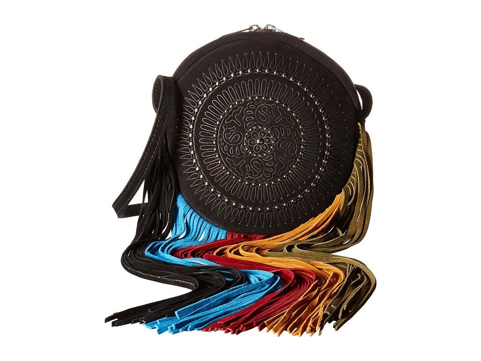 Patricia Nash - Rovito Crossbody (Black Multi) Cross Body Handbags