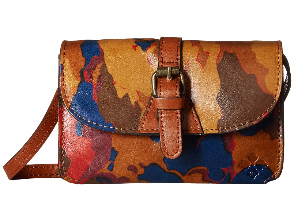 Patricia Nash - Torri Crossbody (Parisian Camo) Cross Body Handbags