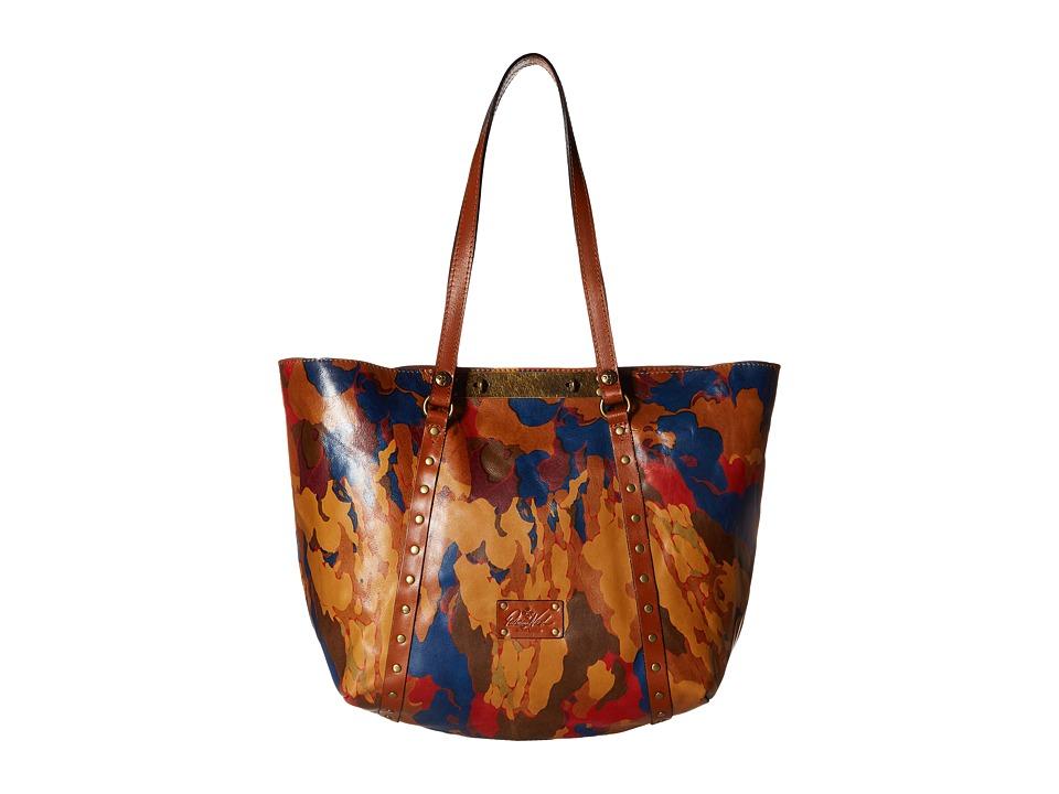 Patricia Nash - Benvenuto Tote (Parisian Camo) Tote Handbags