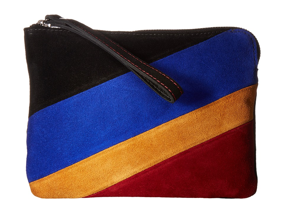 Patricia Nash - Cassini Wristlet (Black Multi 1) Wristlet Handbags