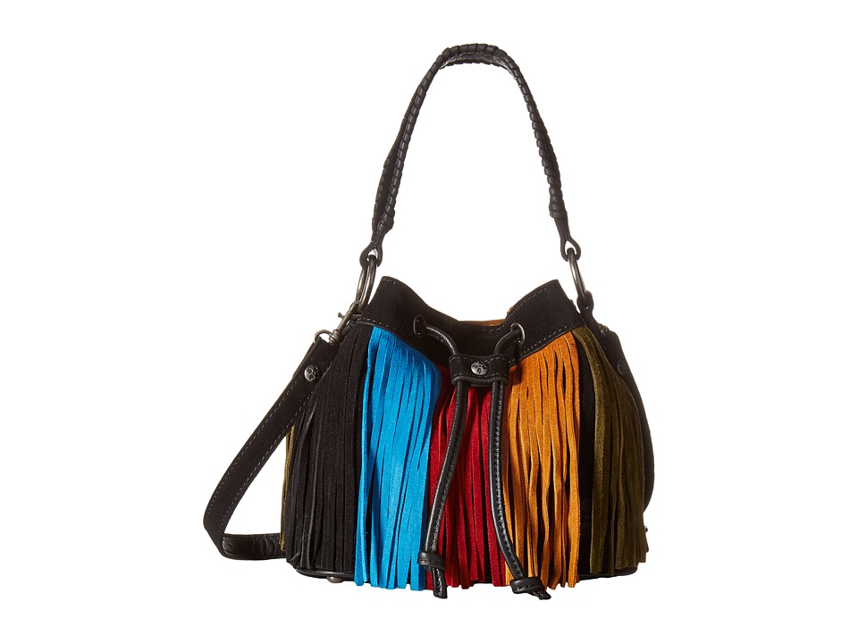 Patricia Nash - Elisa Bucket (Black Multi) Handbags