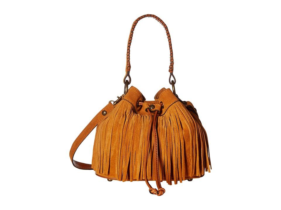 Patricia Nash - Elisa Bucket (Cognac) Handbags