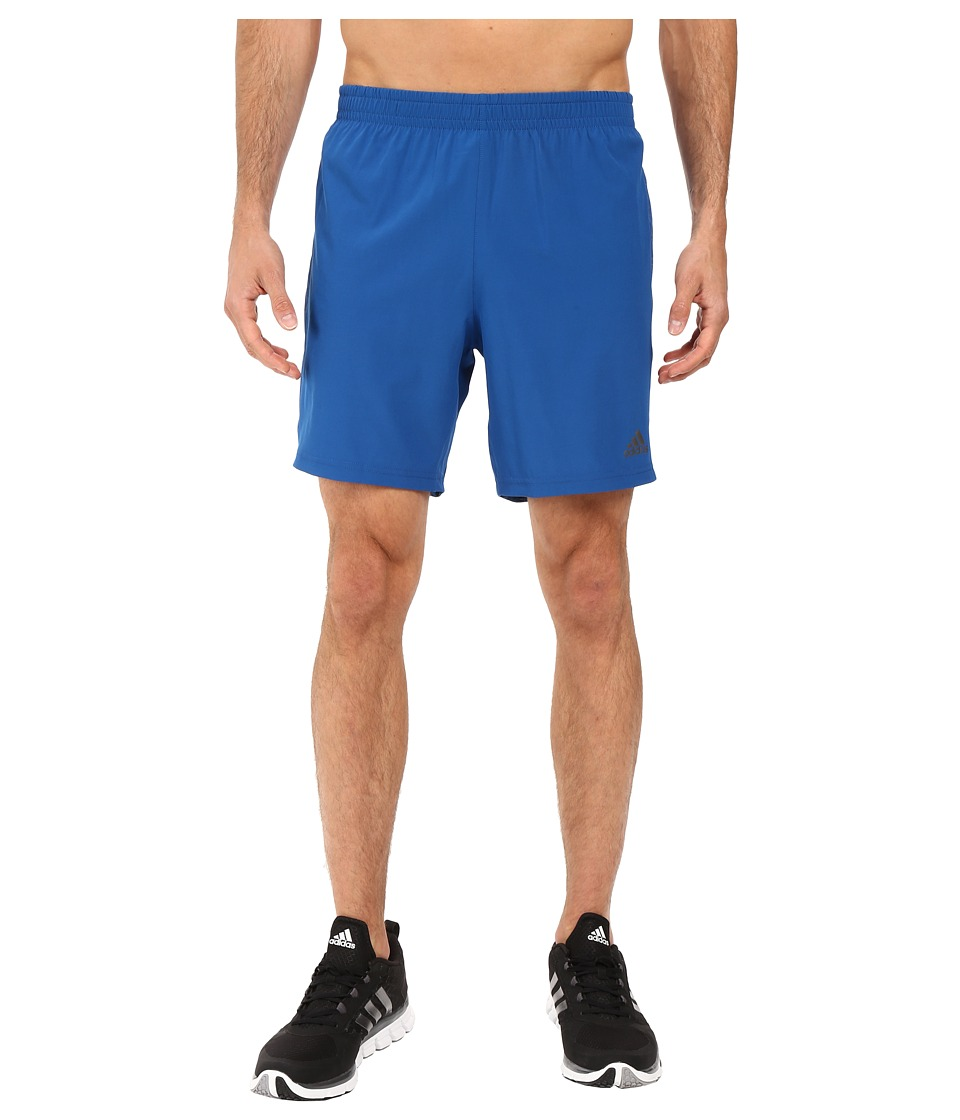 adidas - Supernova 7 Shorts (Equipment Blue) Men's Shorts