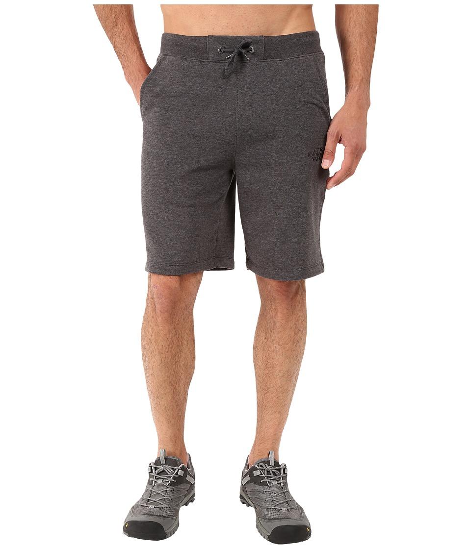 The North Face - Logo Shorts (TNF Dark Grey Heather) Men's Shorts
