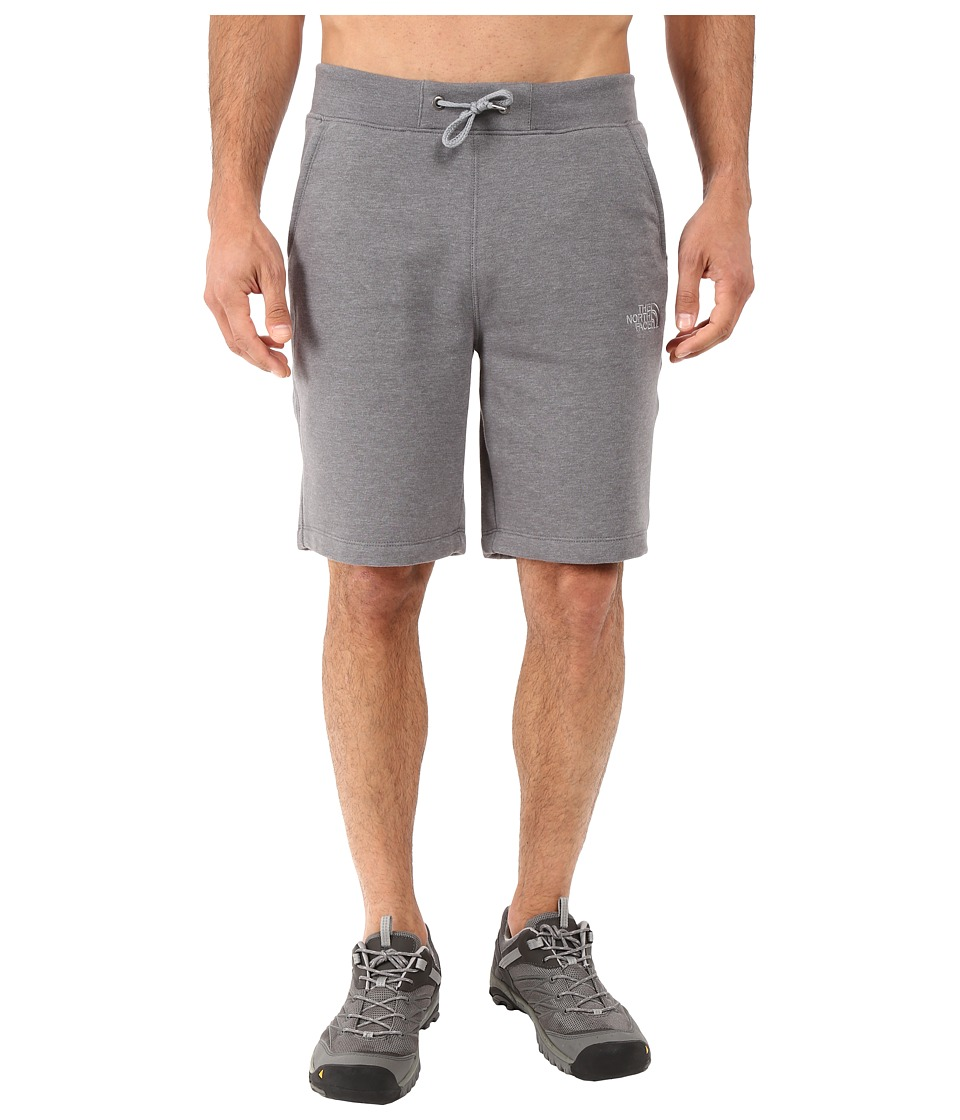 The North Face - Logo Shorts (TNF Medium Grey Heather) Men's Shorts