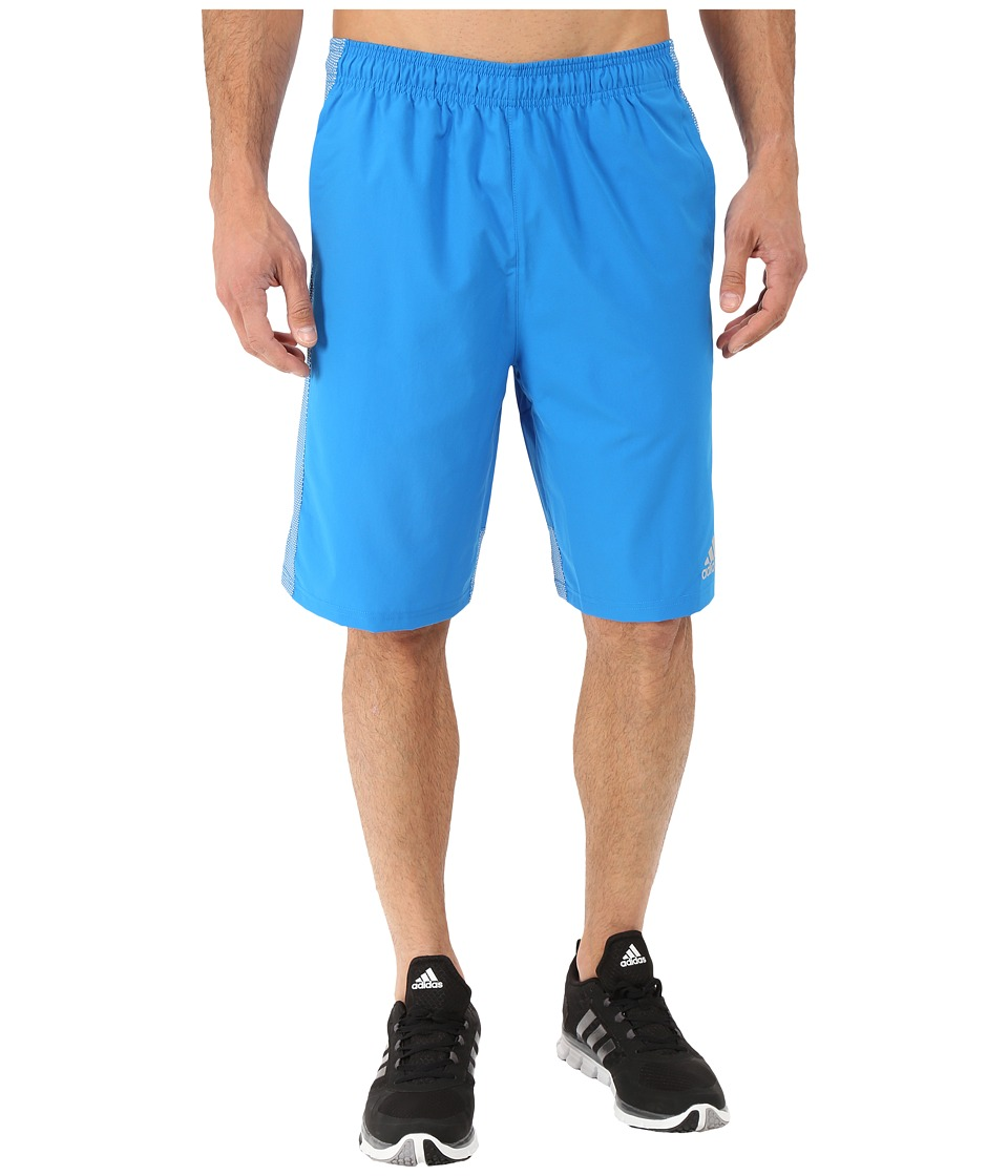 adidas - Climacore Shorts (Shock Blue) Men's Shorts