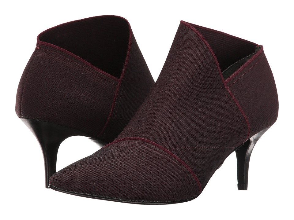 Adrianna Papell Hermes (Cordovan Waldo Stretch) High Heels