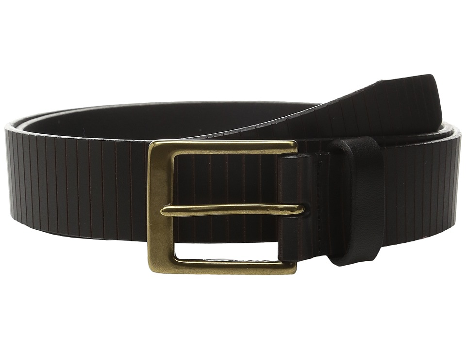 Allen Edmonds - Layton Ave (Black) Men's Belts