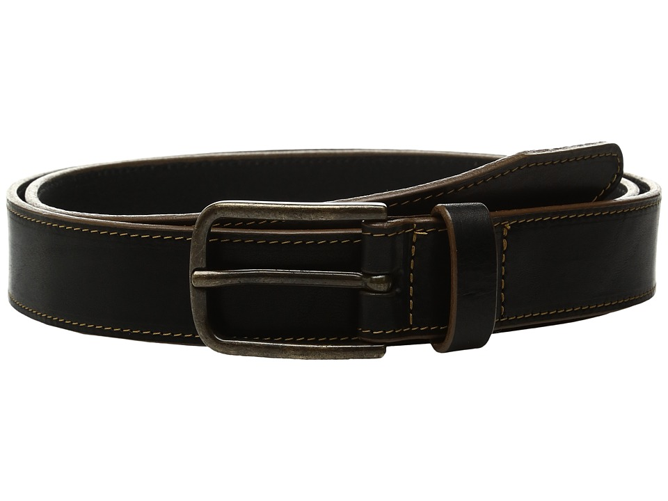 Allen Edmonds - Central Ave (Black) Men's Belts