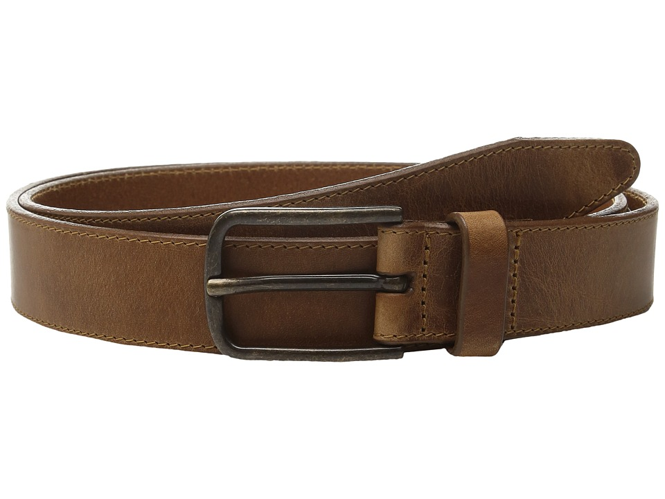 Allen Edmonds - Central Ave (Natural) Men's Belts