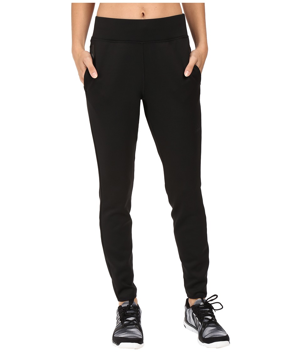 adidas - Daybreaker Pants (Black) Women's Casual Pants