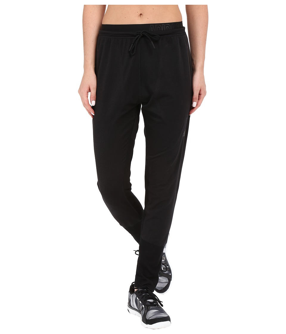 adidas - Standard 19 Pants (Black) Women's Casual Pants