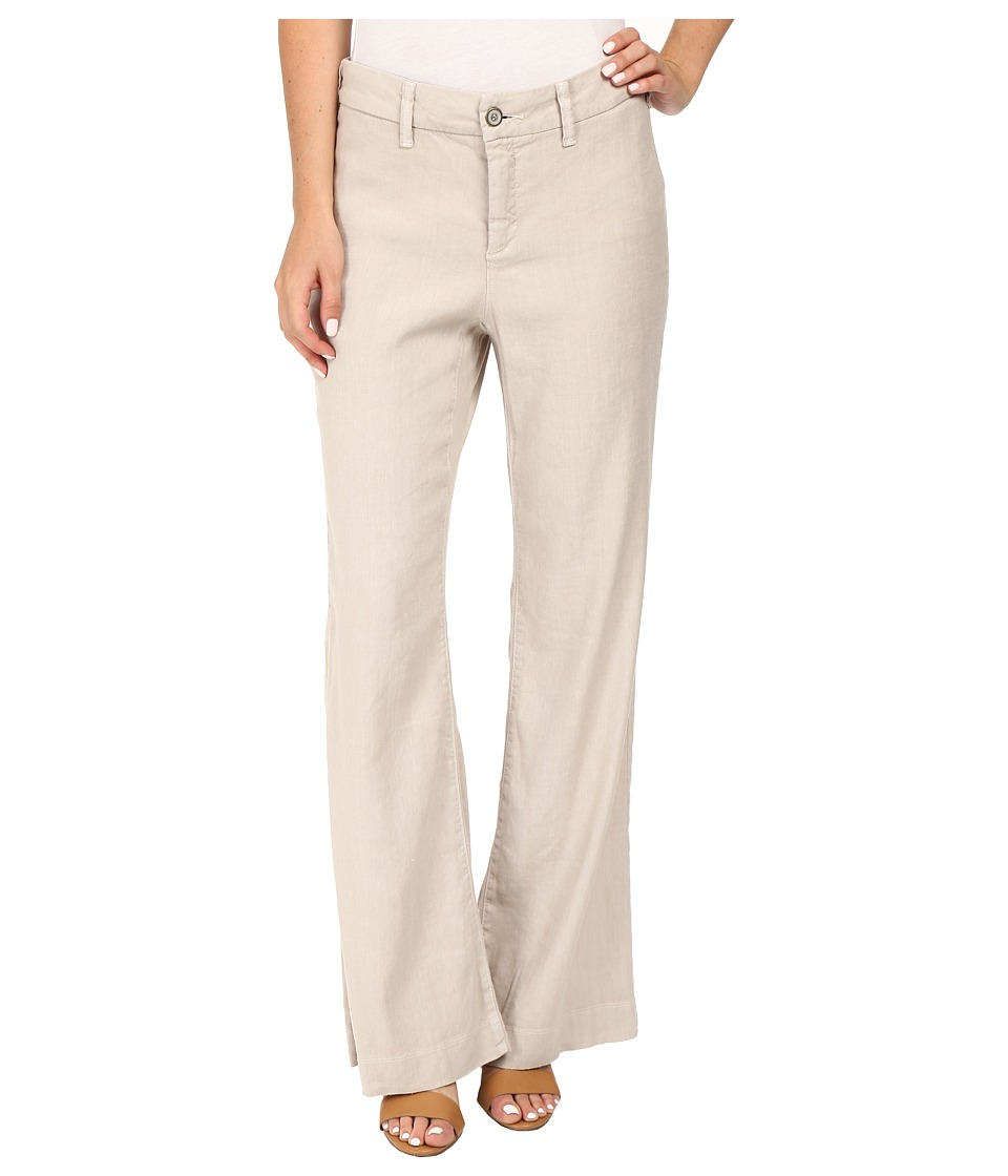 NYDJ Petite - Petite Claire Trousers (Sand Dollar) Women's Casual Pants